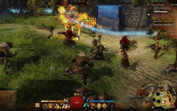 The 10 Best MMOs For The Mac guildwars2
