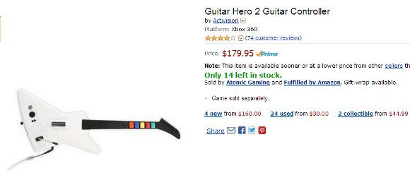 6 Video Games With Fantastic Local Multiplayer For Dorm Room Gaming guitarhero2controller