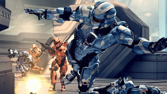 6 Video Games With Fantastic Local Multiplayer For Dorm Room Gaming halo4 1
