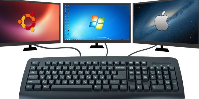 Multiple Computers, One Keyboard: Quicksynergy Makes Sharing Simple