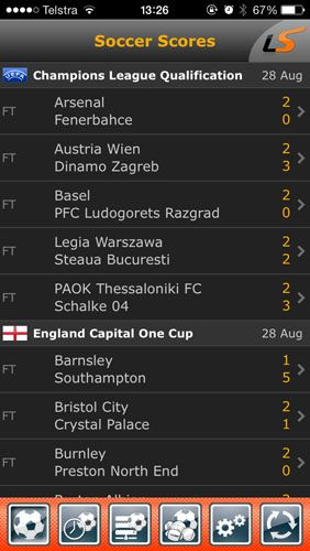 The Only Apps You Need To Follow 2013/14 Football On Your iPhone livescore2