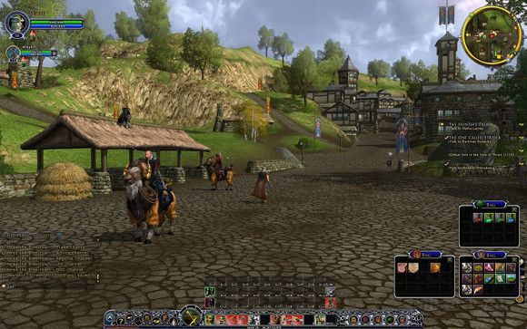 The 10 Best MMOs For The Mac lotro
