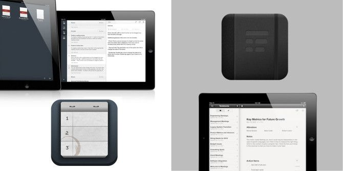 MinuteTaker and Meetings Help You Produce Professional iPad Minute Reports