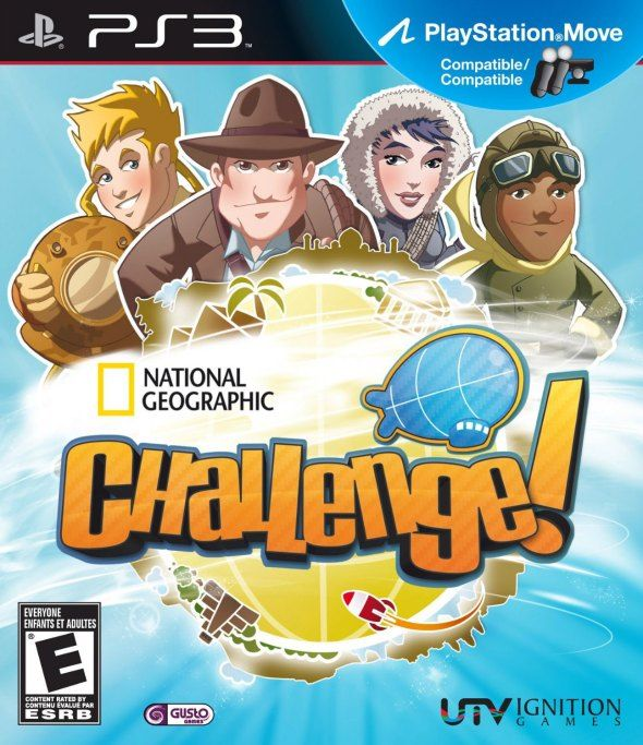 6 Educational Console Games For A Fun And Successful School Year national geographic challenge