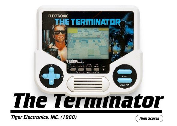 Pica Pic Brings Classic Handheld Electronic Games To The Web pica pic terminator