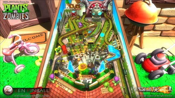 4 of the Best Pinball Video Games of All Time plantsvszombiestablescr e1376541095179