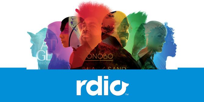 Rdio Rolls Out Free Stations Feature on iOS and Android