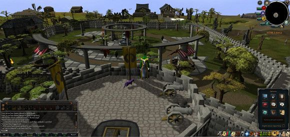The 10 Best MMOs For The Mac runescape3
