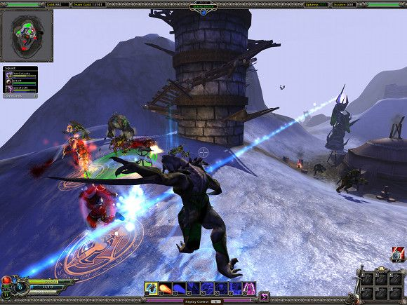 The 10 Best MMOs For The Mac savage2