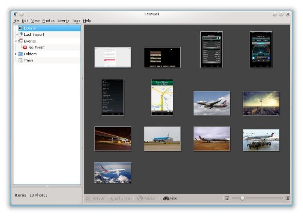 Darktable Vs. Shotwell: Two Great Photo Editing Applications For Linux