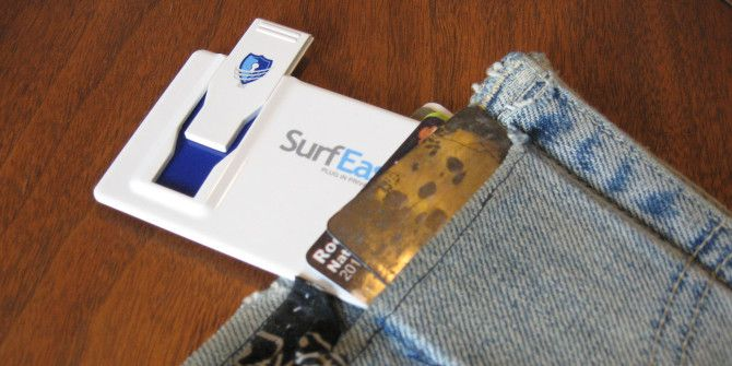 SurfEasy Private Browser: Portable USB VPN-Enabled Browser On A Card [Giveaway]