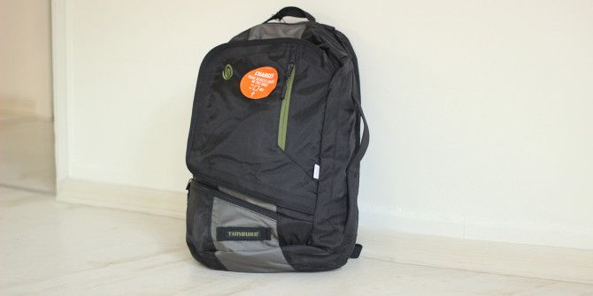 Timbuk2 Power Q Laptop Backpack Review & Giveaway