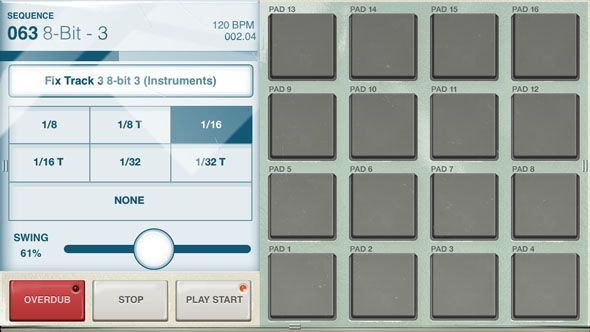 iMPC: Akai's Legendary Music Production Centre Comes To iPhone & iPad timecorrect