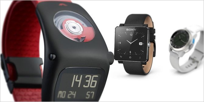 4 Alternatives To The Pebble Watch