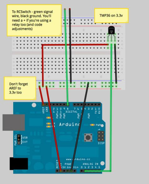 Make your own temperature controller with an arduino wiring asfbconference2016 Image collections