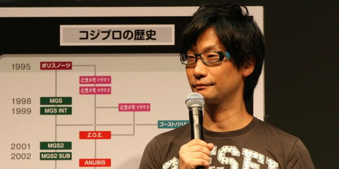 3 Games You Probably Never Knew Were Created By Metal Gear's Hideo Kojima