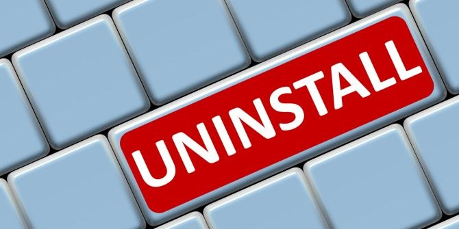3 Best Third-Party Uninstallers & Why You Need Them