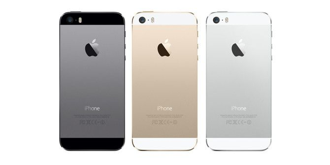 Apple Releases iPhone 5s With Touch ID, Faster Processor & New Camera Features