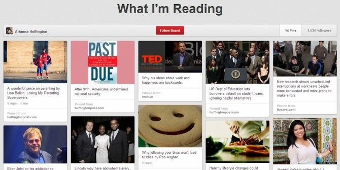 "Pinterest Rolls Out Article Pins for ""Read it later"" and Starts Promoted Pins"