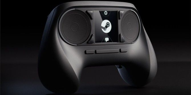 Valve Looks To Reinvent Gamepads With Steam Controller's Dual Trackpads