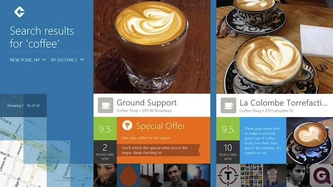 5 Great Official Windows 8 & RT Apps You May Not Have Seen Yet Windows 8 Foursquare