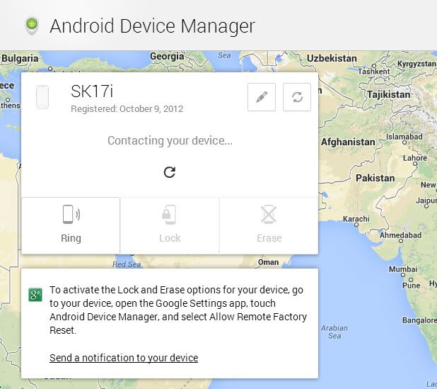 Android Device Manage