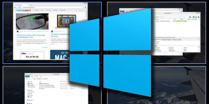 Bring Mac's Best Window Management Features To Windows