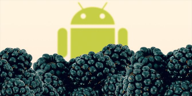 You Got Your Android In My Blackberry – How To Run Android Apps On Blackberry OS 10