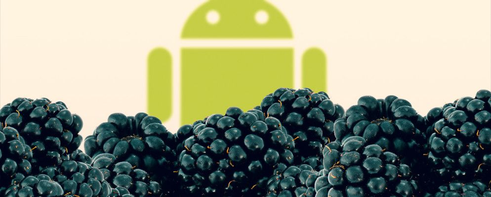 You Got Your Android In My Blackberry - How To Run Android Apps On