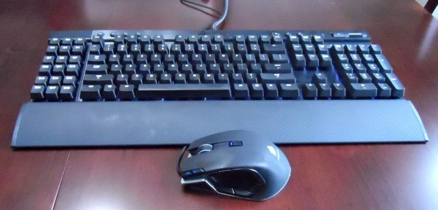Corsair Vengeance K95 Mechanical Gaming Keyboard & M95