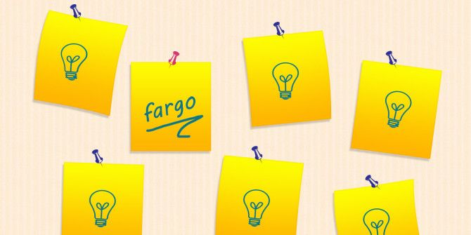 Fargo Makes Outlining On The Web Clean And Easy