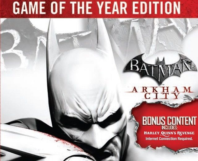 7 Game Of The Year Editions That Were Worth The Wait goty batman arkham