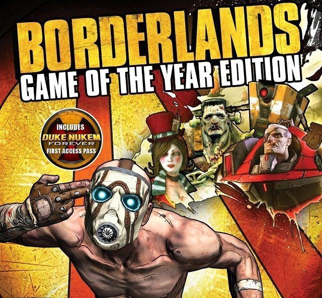 7 Game Of The Year Editions That Were Worth The Wait goty borderlands