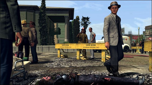 The 8 Best Rockstar Games Of All Time la noire screenshot