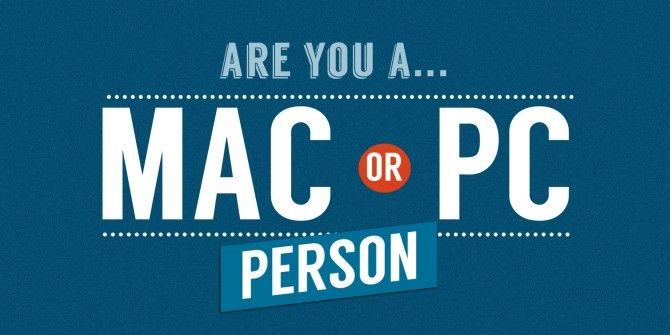 Are You A Mac Or PC Person? Find Out Now!