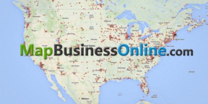 Chart Your Marketing And Sales Goals With Map Business Online [Sponsored]