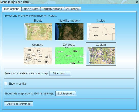 how to make a directory online with google maps