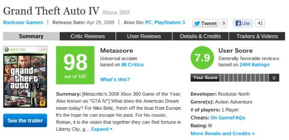 4 Ways Parents Can Educate Themselves On Video Games metacritic game reviews