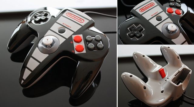 15 Awesome Custom-Painted Nintendo Consoles and Controllers nintendo 6