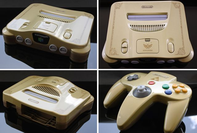 15 Awesome Custom-Painted Nintendo Consoles and Controllers nintendo 9