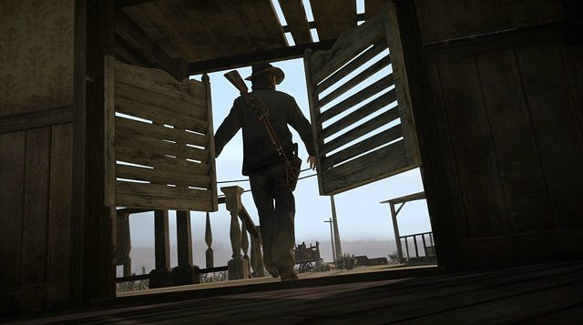 The 8 Best Rockstar Games Of All Time red dead screenshot