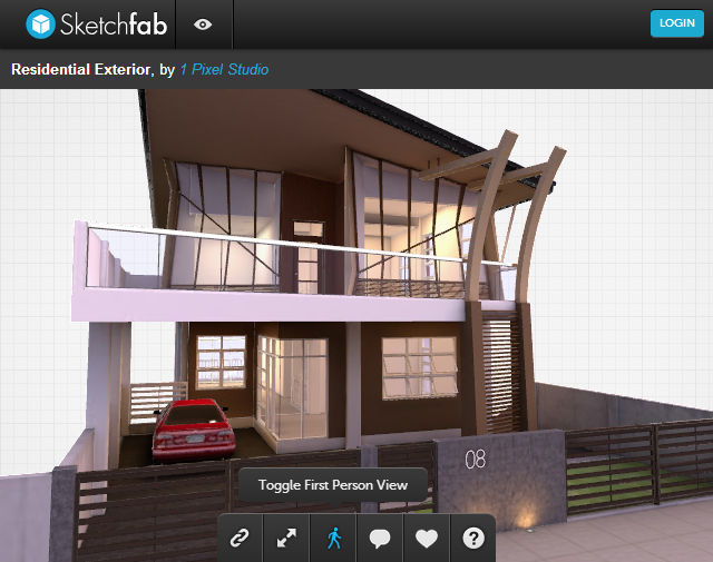 The Future Is Here: Sketchfab Puts 3D Models Right In Your Browser sketchfab7