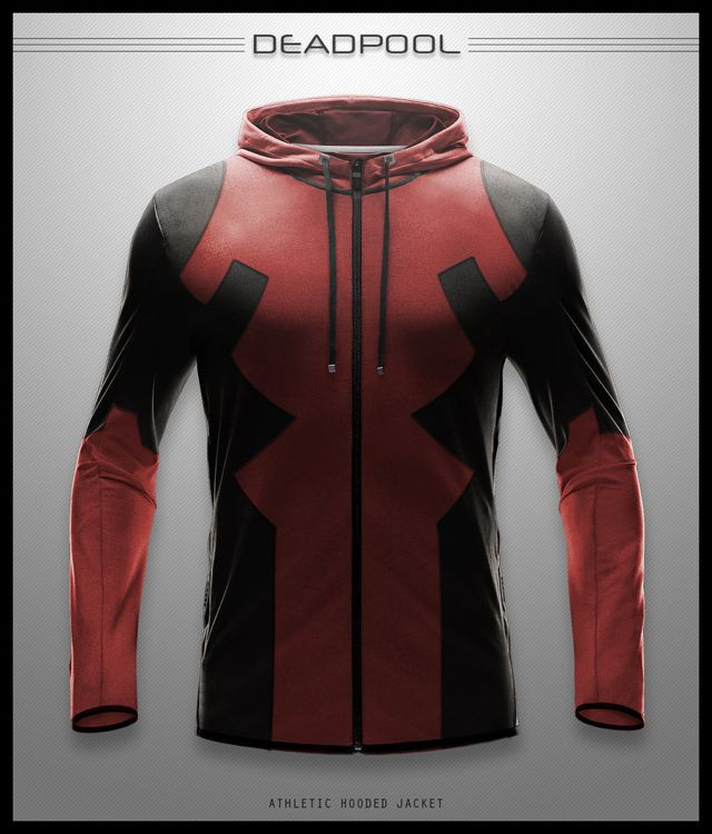 Awesome Superhero-Themed Apparel That You Can Never Buy superhero hoodies 3