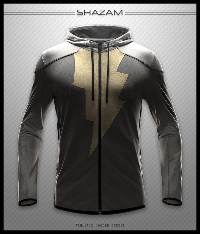 Awesome Superhero-Themed Apparel That You Can Never Buy superhero hoodies 6