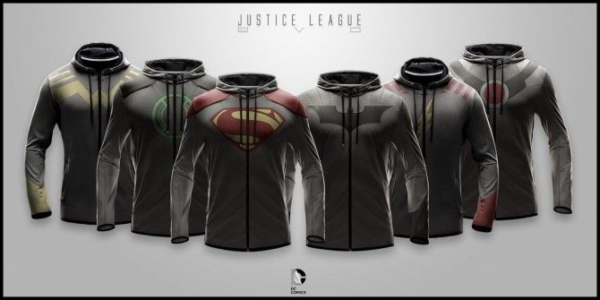 Awesome Superhero-Themed Apparel That You Can Never Buy