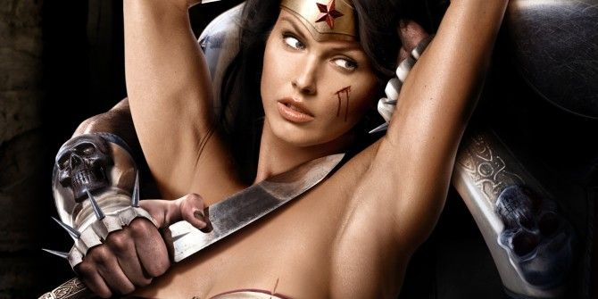 10 Spectacular Female Superhero Posters You'd Want To Gawk At