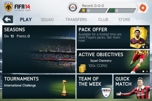 FIFA 14 On iOS: The Most Authentic Portable Football Experience Around 2013 10 11 13