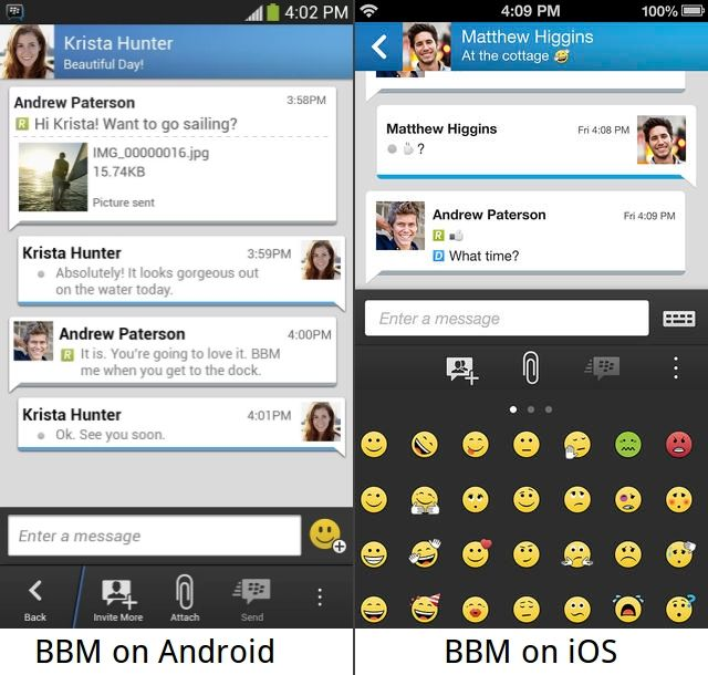 BBM-on-Android-and-iOS-screenshots