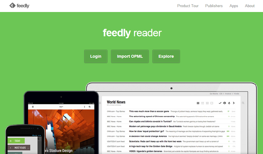 Unofficial Guide To Feedly: Better Than Google Reader Feedly 1