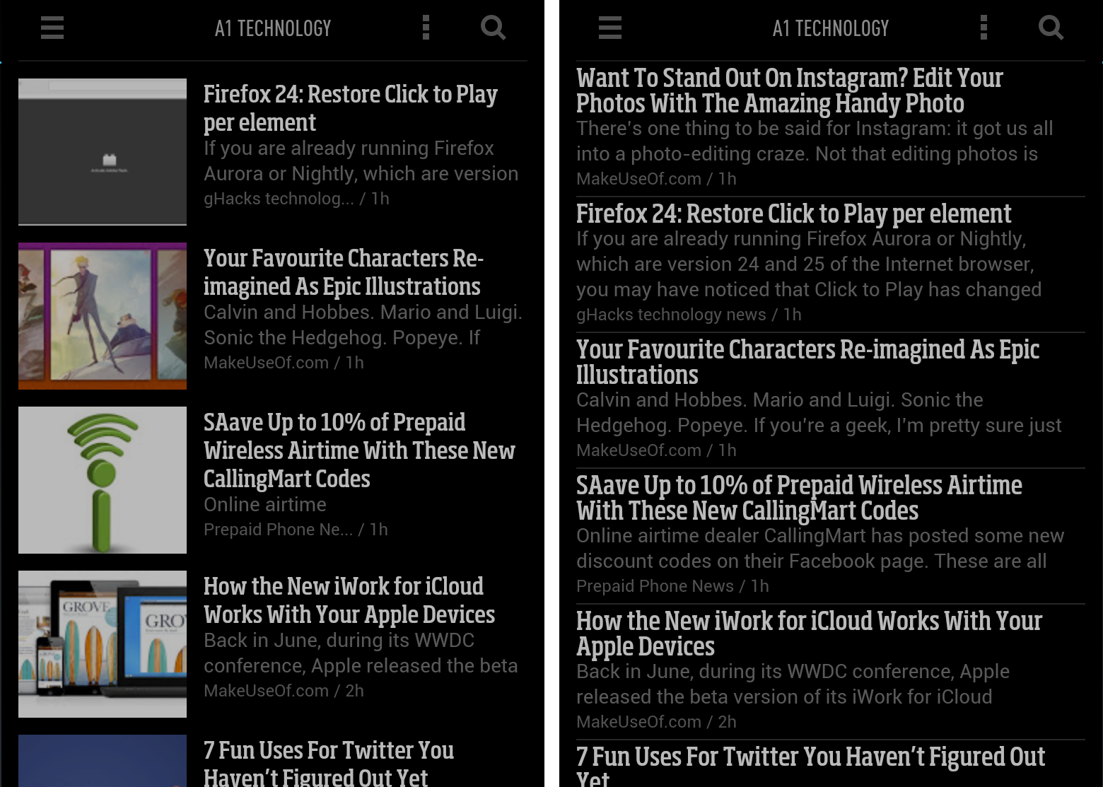 Unofficial Guide To Feedly: Better Than Google Reader Feedly 4